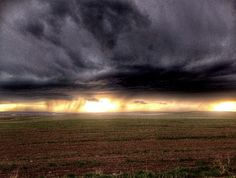 Another Day Is Coming. Montana storm