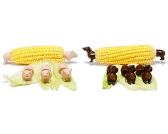 Dachshund Corn Holders??!!