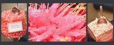 Pink Candy & Dessert Buffet
