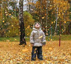 fall photo ideas kids