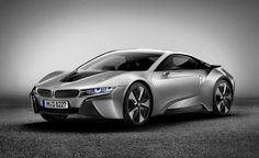 BMW i8 Renderings by Former Design Head Guess at Final Styling