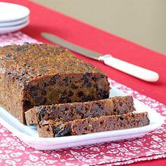 Real Old-Fashioned Fruitcake | MyRecipes.com