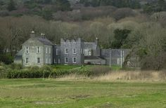 Derrynane House, home of the Daniel O'Connell, the liberator