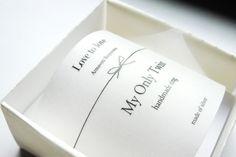 Love to love, handmade ring box by Armaveni Stoyanova