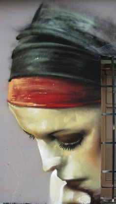 Fore-F is a street artist and illustrator from Valencia, Spain,