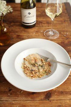 Gail Simmons's Pumpkin Ravioli with Brown Butter Sauce