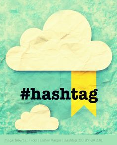 @tesswrites shares how she learned to stop worrying and love the #hashtag.