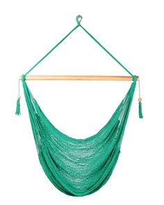 Green Hammock Chair. $43.00, via Etsy.