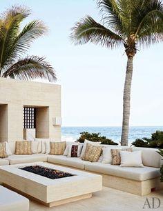Los Cabos Outdoor Living Room