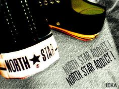 North Star Shoes by ~theieka