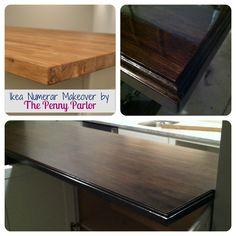 inexpensive bar counter top