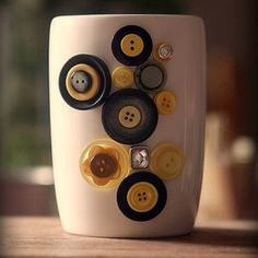 Button Mug...