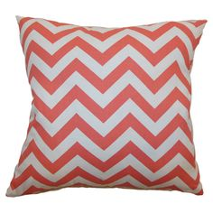 Coral pillow - I LOVE Coral...