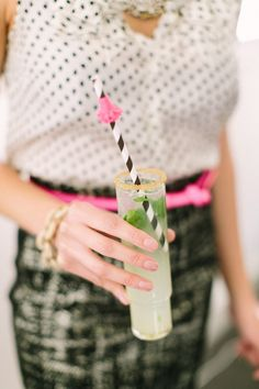 Champagne mojitos / Photography By / http://rutheileenphotography.com, Design By / Poppy Love Weddings