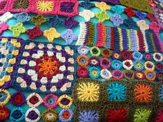 Ravelry: eclecticgipsy's Carnival Pillow