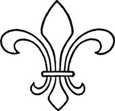 The Fleur-de-lis is the Babylonian Trinity: Nimrod, Semiramis, and Tammuz