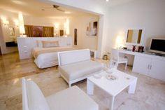 Grand Riveria Princess...Laguna Villa Suite. Mayan Riveria Mexico