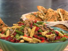 Three Bean Salad from FoodNetwork.com/  Paula Dean