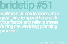 First Dance Bride Tips | Contemporary Bride