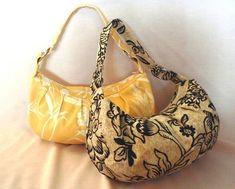 Zippered purse sewing pattern ---PDF. $8.00, via Etsy.