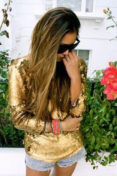Golden top...!!!