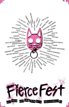 Fierce Fest 2014 was amazing! Here's my review of it. =) I don't think I've ever been in a crowd of trans and genderqueer folks who got to relax and be comfortable.
