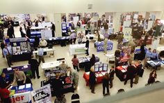 Good tips: 10 mistakes to avoid at the #job fair | #USATODAY #College
