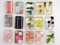 resin pendants - how to!