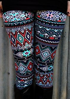 Tacoma Leggings - Virginia Fields