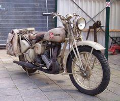 Ariel Motorcycle by stkone on Flickr.