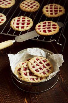 Galletas - Cookies - Syltkakor