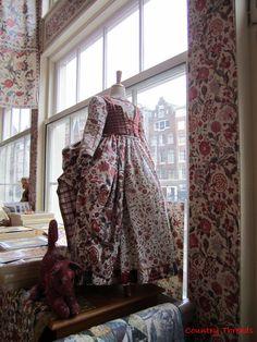 Fabric shop De Haan en Wagenmakers in Amsterdam.