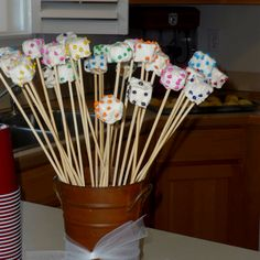 Bunco treats