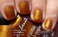 Love & Beauty Gold BN $0.75