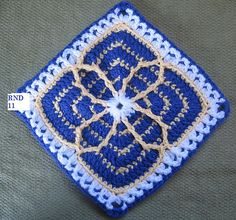 http://www.ravelry.com/patterns/library/scrap-afghan-tutorial-only
