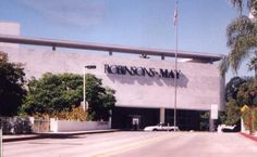 Robinsons-May department stores