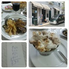 The quality, the fact that it's northern Portuguese food in Lisbon and it's cheap! The service is also amazing! portugues food
