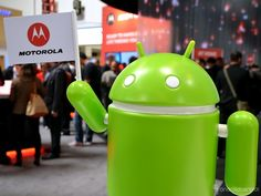 Google reaches 1.3 million device activations per day, install base at 480 million