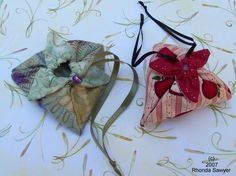 Jewelry Pouch Pattern Child's Wristlet PDF Sewing by SanPats, $2.95