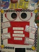 Writer's Eyes - good bulletin board for TPA
