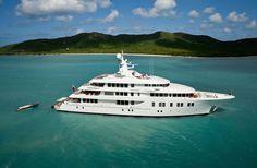 The Impressive 66-Meter Superyacht Invictus, by Delta