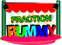 Fraction Rummy Variation 1: Equivalent Fraction Rummy Variation 2: Fractions, Decimals, and Per Cents Rummy http://www.mathfilefoldergames.com/fraction-rummy/