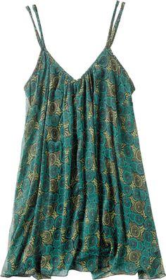 Garden Dress | Sea Green