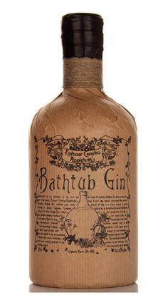 bathtub gin PD