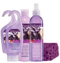 NATURALS Plum & Nectarine 5-Piece Bath & Body Collection