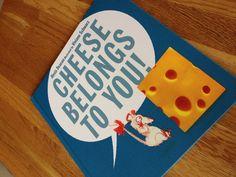Cheesy goodness by Alexis Deacon and Viv Schwarz