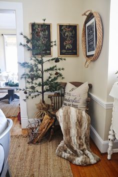 Cozy Rustic Christma