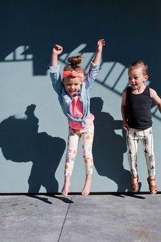 Salt City Emporium // children's leggings