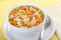 Chicken Noodle Soup  PKD Health Notes | Health, Nutrition and Well-Being for those with PKD | PKD Health Notes