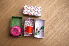 I love origami boxes
